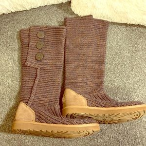 UGG Women's Cardy Knit Boot